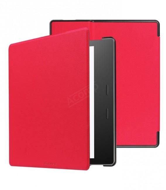B-SAFE Durable 1214, pouzdro pro Amazon Kindle Oasis 2, červené