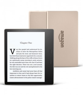 Amazon Kindle Oasis 2 32GB, bez reklam, zlatý