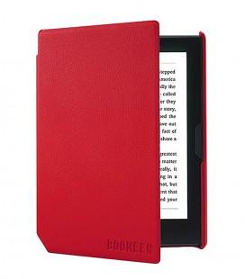 Bookeen pouzdro pro Cybook Muse Red Vermillon, červené
