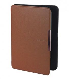 B-SAFE Lock 584, pouzdro pro Amazon Kindle 6, hnědé
