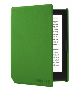 Bookeen pouzdro pro Cybook Muse Green, zelené